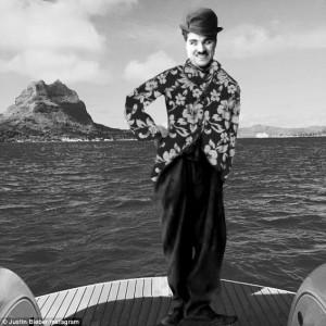 Charlie Chaplin Bora Bora Holidays